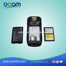 Buena retroalimentación !! Escáner de código de barras portátil PDA Android Industrial PDA OCBS-D8000