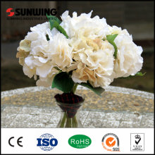 cheap wholesale artificial flowers roses hydrangeas for home decoration