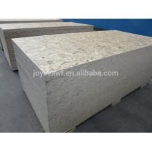 Tabla de madera impermeable tablero de los osb para la construcción de la casa