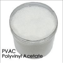 Polyvinylacetat (PVAC) für wasserbasierten weißen Kleber