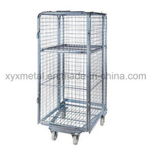 Four Sides 4 Sided Full Security Mesh Roll Cages