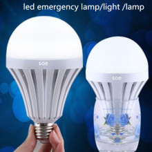 12W PC Led Intelligent Emergency smart lampa