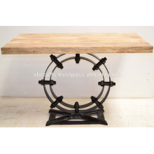 Industrial Style Restaurant Table