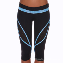 Capri Pants, Capri Legging, Workout Outfit, Activewear Unity Legging (CRP-001)