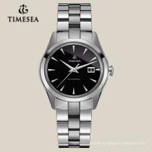 Reloj de hombre de acero inoxidable de estilo clásico 72003