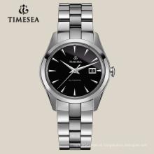 Relógio de Aço Inoxidável Estilo Clássico 72003