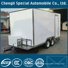 2axles 5cbm Food Carts Trailer