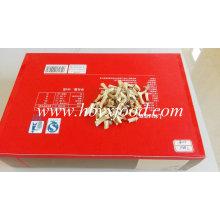 6 * 6mm Seco Shiitake Cogumelos Granulados Spawn