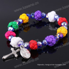 Hot Sale Least Fashion Popular Religious Holy Rosary Bracelet
