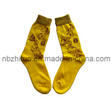 Man Football Cotton Socks (ZT-NS-009)
