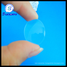 10mm Diameter Plano Convex Spherical Glass Lenses N-BK7