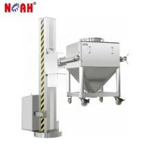 HTP-1000 Lifting Pharma Powder Mixing Machine