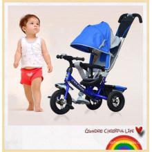 Kid Child Trike Bike Tricycle Ride on Toy Baby Toddler Pram Stroller Jogger Car