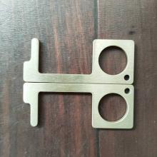 Llavero de apertura de puerta sin contacto de forma especial