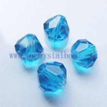 DF10 Grânulo facetado de cristal de alta qualidade