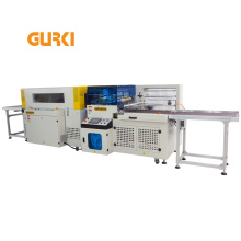 Gurki GPL-4535+GPS-5530 Automatic Thermal Shrink Packaging Machine