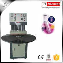 Machine à emballer manuelle de cachetage de papier de boursouflure de PVC