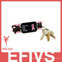 Chongfu Survival paracord keychain wholesale