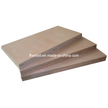 Chinese Full Hardwood Plywood for Furniture & Decoration