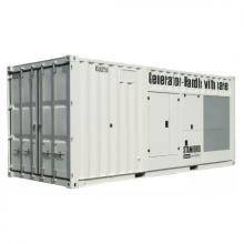 Generador de tipo contenedor CUMMINS