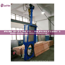 Extension Slurry Knife Gate Valve