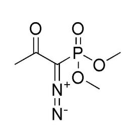 Dimethyl 1-diazo-2-oxopropylphosphonate  in stock