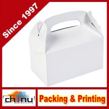 Docena de cajas blancas de invitación (130094)