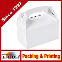 Dozen White Treat Boxes (130094)