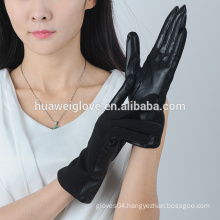 Casual style women fashion dress wool gloves