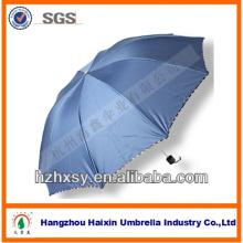 10K Big Pongee Folding Umbrella