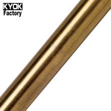 KYOK Metal Curtain Pole Hollow Metal Length 6M Curtain Pole Stainless Steel Curtain Pipe Rod M913
