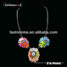 2013 Hot selling shourouk style necklace