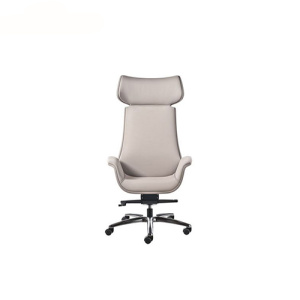 Kontemporer Visitor Swivel Fabric Commercial Armchair
