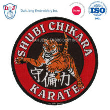 Martial Art Embroidery - Custom Badge