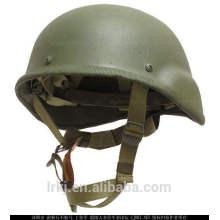 Venda quente nível 4 barato de alta qualidade kevlar PASGT militar balística à prova de balas capacete