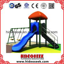 Playground ao ar livre com Swing Set