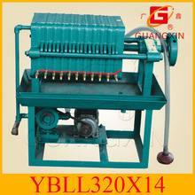 Quick Speed Oil Filters Processing Equipment