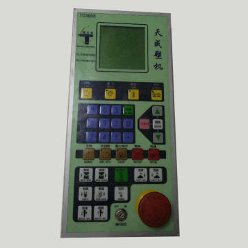 Mesin Injection Molding Computer PLC Controller