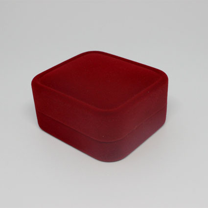 Velvet gift box packaging watch box