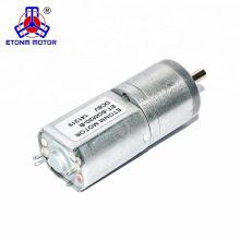 Corrente CW / CCW do motor da CC do baixo nível de ruído 6kg.cm 6V ET-SGM20B