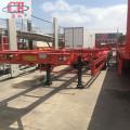 Camion semi-remorque Container Skeleton à vendre