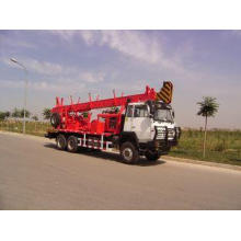 Waterwell Drilling Rig SIN300 Truck-mounted