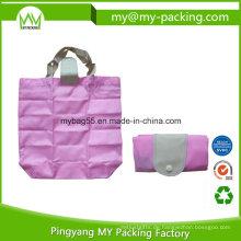 Portable PP Non-Woven gefaltete Einkaufstasche