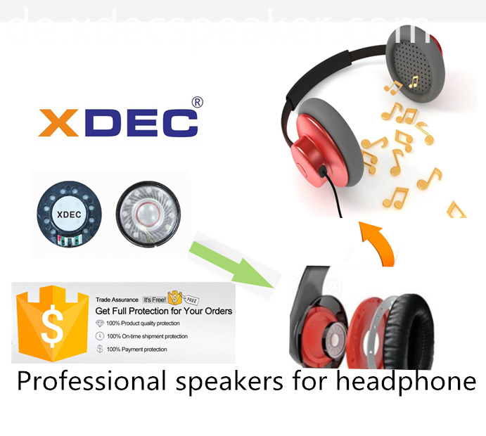 HEADPHONE SPEAKER APPLICATION