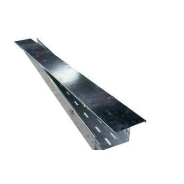 Steel cable supporting trays