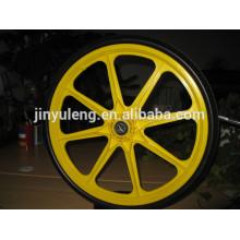 20inch wheels for garden cart