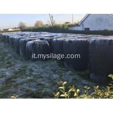Film stretch nero silage con 750mm