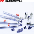 Carbide Milling Tool Holders with Internal Threading