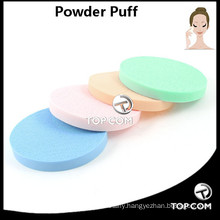 wholesale private label round shape makeup sponge