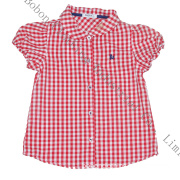 Girl Short Fashion Shirt